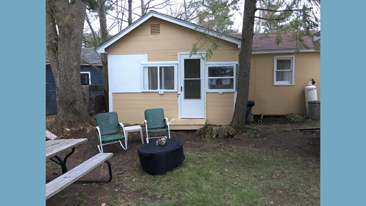Cottage 2 - River Rock Cottages - 1000 Island, NY