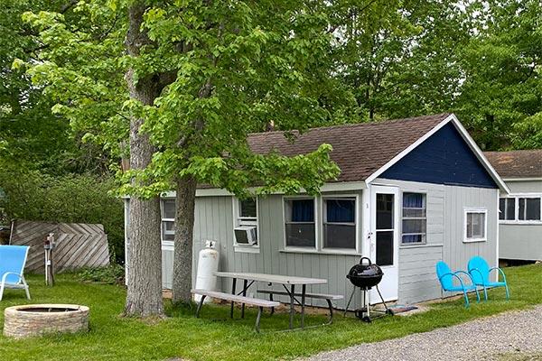 Cottage 3 - River Rock Cottages - 1000 Island, NY