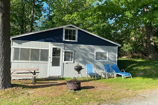 Cottage 4 - River Rock Cottages - 1000 Island, NY